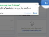 Task form tutorial