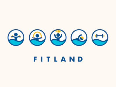Fitland health water fitness swimming swim fitland exercises pool fit