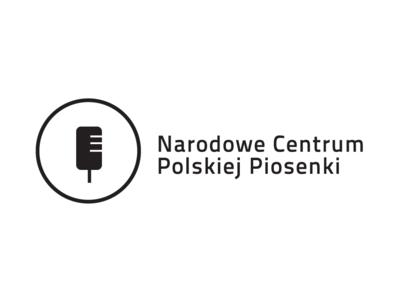 Narodowe Centrum Polskiej Piosenki logo