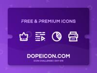 Dopeicon - Icon Challenge Day 015