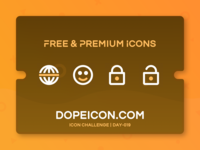 Dopeicon - Icon Challenge Day 019
