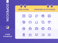 Dopeicon Updated by 27/11/2018