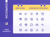 Dopeicon Updated by 04/12/2018