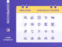 Dopeicon Updated by 11/12/2018