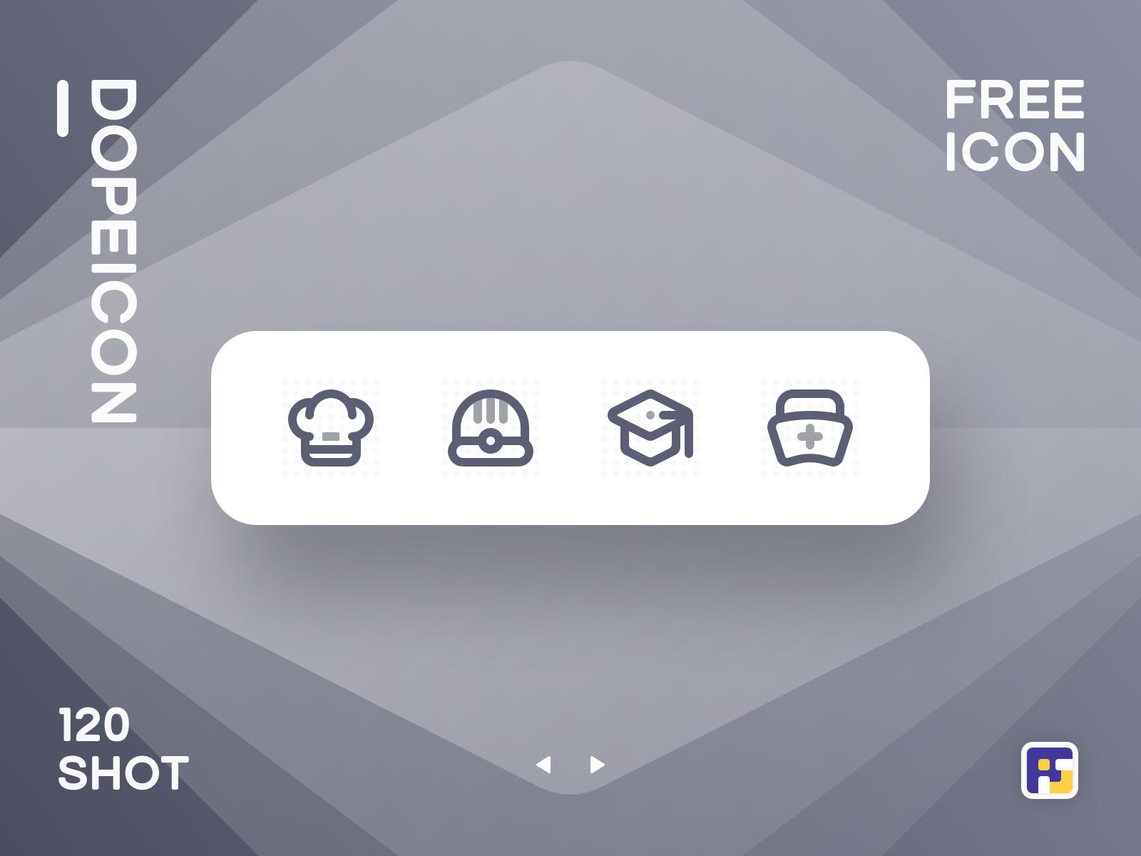 Dopeicon   icon showcase 120
