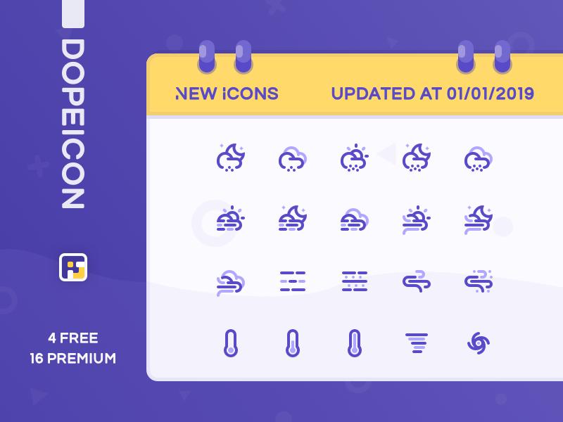 Dopeicon update 01 01 2019