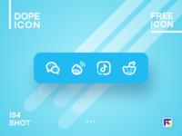 Dopeicon   icon showcase 154