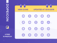 Dopeicon Updated by 15/01/2019