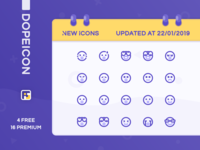 Dopeicon Updated by 22/01/2019