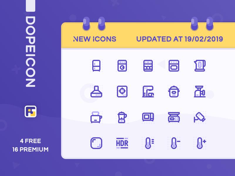 Dopeicon update 19 02 2019