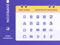 Dopeicon Updated by 19/02/2019