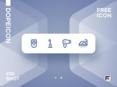 Dopeicon - Icon Showcase 200