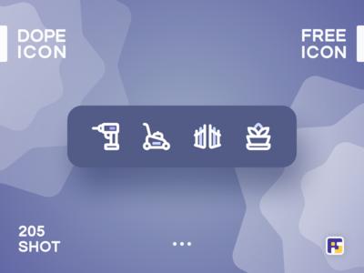 Dopeicon - Icon Showcase 205
