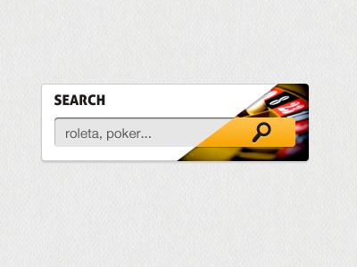 Casino website search