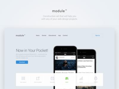 Module 01 | Header