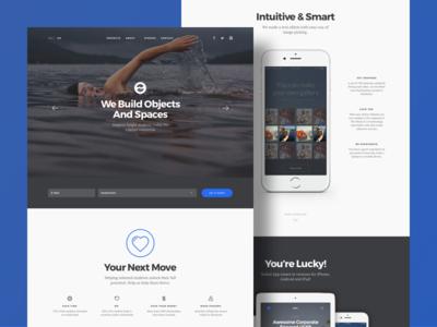 Baikal Startup UI Kit | Sample