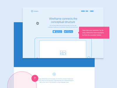 Platforma Wireframe Kit wireframe kit ui kit isometry perspective form headers header blueprint wireframe