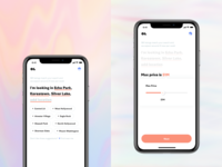 Feed Setup Flow for Open Listings iOS App