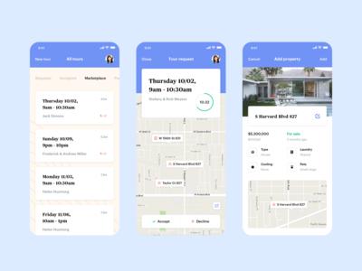 Tour Agent App - Opendoor Hackweek Project