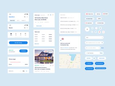 Opendoor Buyer App styleguide