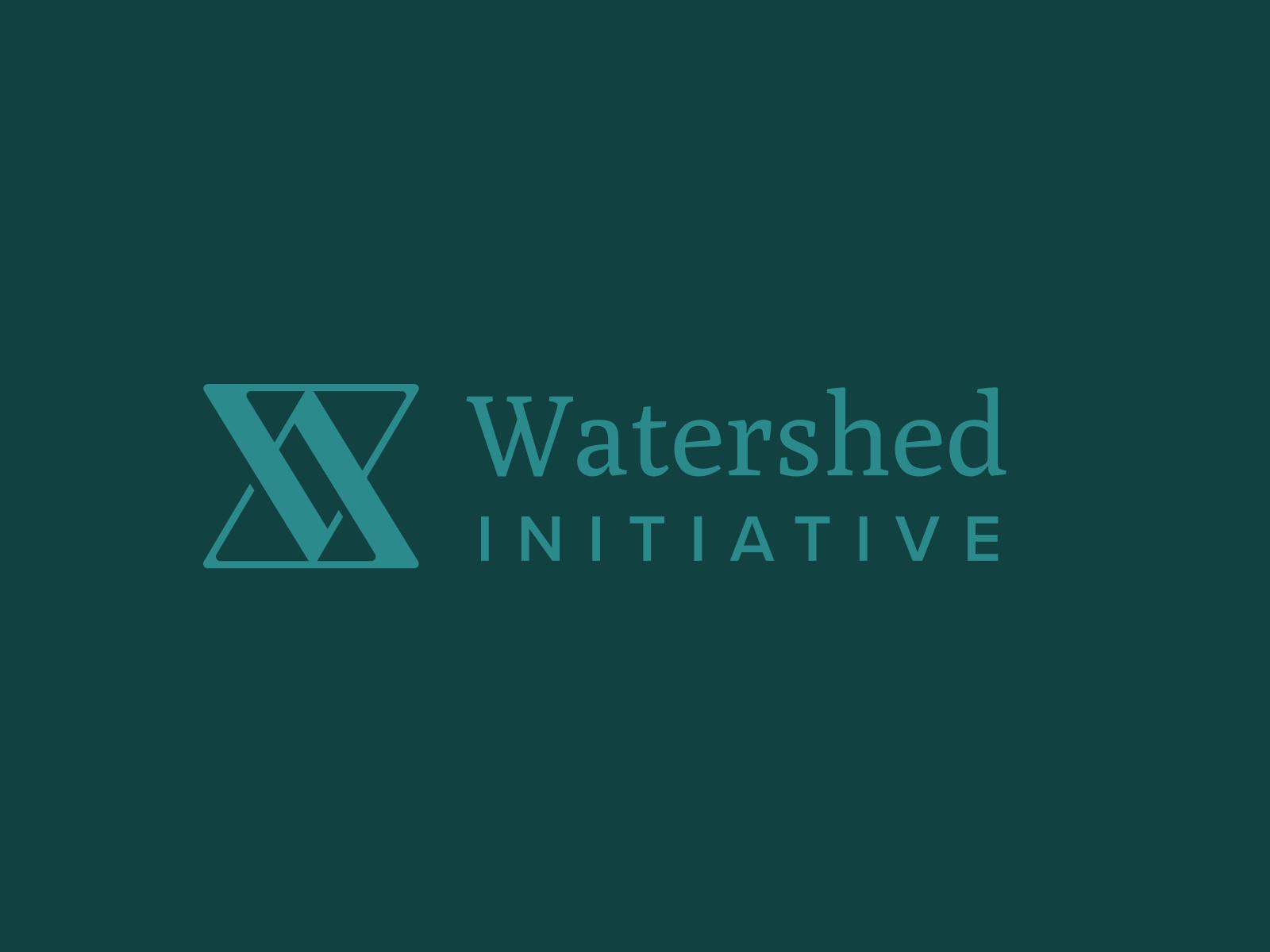 Watershed wordmark