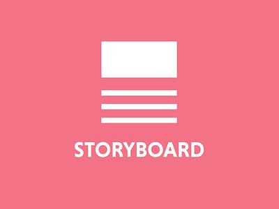 Storyboard Podcast Logo vector branding logo illustration podcast art fathom artwork typography icon podcast logo podcast