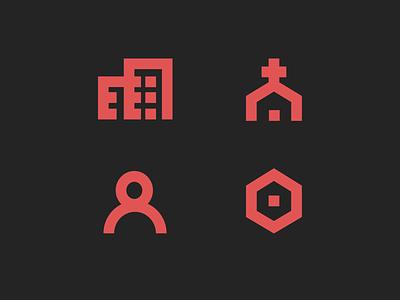 Concierge Icons rightnow media icon design icons set illustration web vector logo ux app ui icon icon set concierge