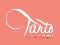 Tarts + Things Logotype