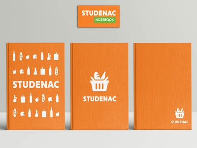 Notebook design retail design visual identity brand identity brand design