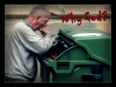 Why God? dribbbleweeklywarmup digital painting adobe photoshop wacom intuos