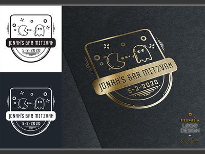 Logo design Arcade game party