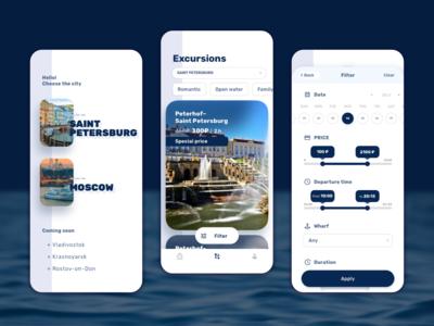 TakeBoat App