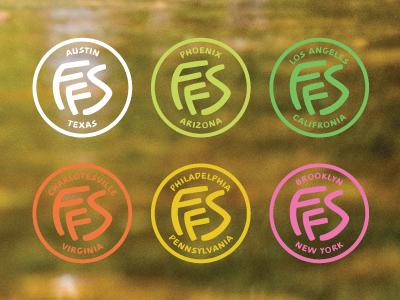 Forest School Badge forest school logo preschool custom typography badge