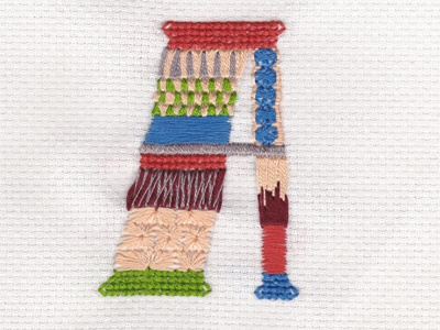 Embroidery A