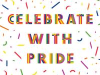 Celebrate with Pride