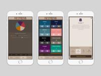 Nestocko App Screens