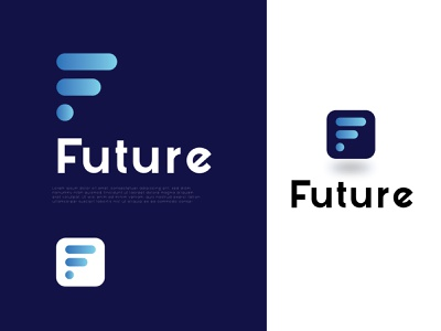 F Letter Logo Design fly furniture flatter future f letter illustration graphics design ui animation logo motion graphics 3d graphic design colour logo design branding unique logo design
