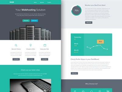 Freebie PSD+Sketch: Base (Responsive Html Email Newsletter)