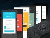 Freebie PSD+Sketch: Notify 1 (Responsive Html Email Newsletter)