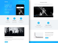Freebie PSD+Sketch: Destiny (Responsive Html Email Newsletter)