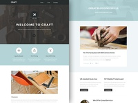 Freebie PSD+Sketch: Craft (Responsive Html Email Newsletter)