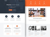 Freebie PSD+Sketch: Phoenix (Responsive Html Email Newsletter)