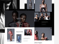 Emanuel Ungaro - Lookbook