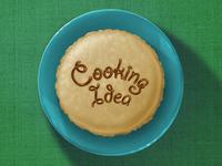 """Logo """"Cooking Idea"""""""