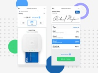 Mobile POS: Payment / Tipping
