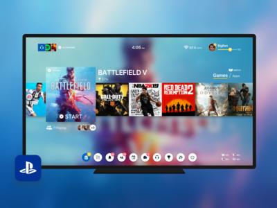 PS4: Flow Update & Refresh