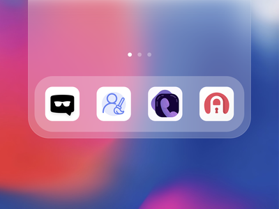 Mobile Apps Icons glassymorphism message horoscope tree instagram camera location shield heart hide lock cleaner contacts phone icon design ios mobile