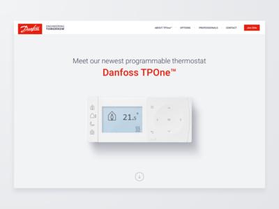 Danfoss TPOne™ Product Website