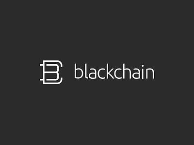 Blackchain Logo ethereum altcoin bitcoin cryptocurrency crypto logo blackchain blockchain