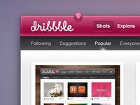 Dribbble app dribbble app application dribbble app dribbble application